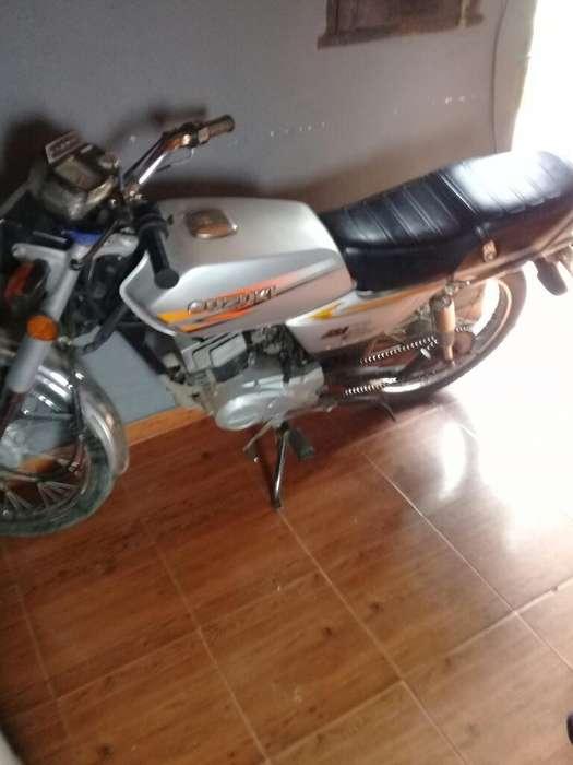 Vendo Permuto por Honda Wuave.suzuki Ax