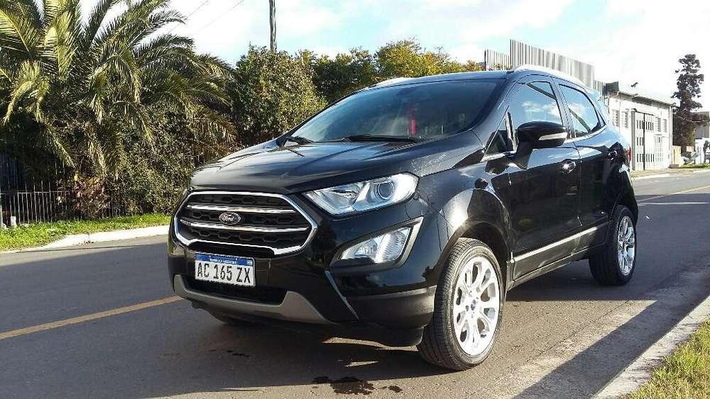 Ford Ecosport 2018 - 18000 km