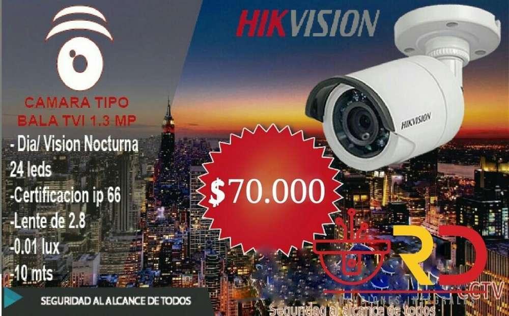 Sistemas Seguridad Hikvision