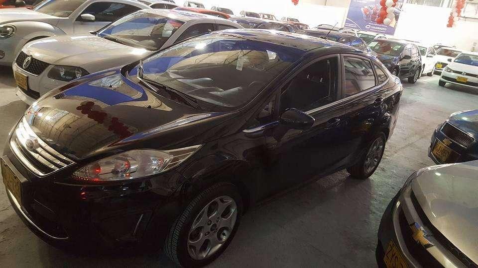Ford Fiesta  2011 - 116000 km