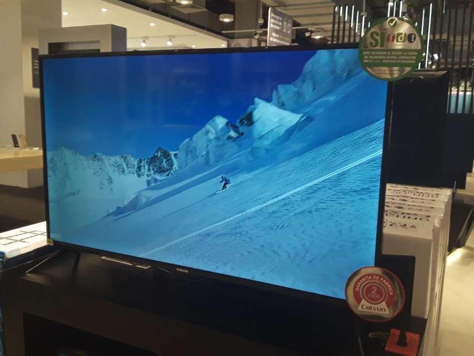 Tv 50 4k Ultra Hd Smart 2 Años Garantia