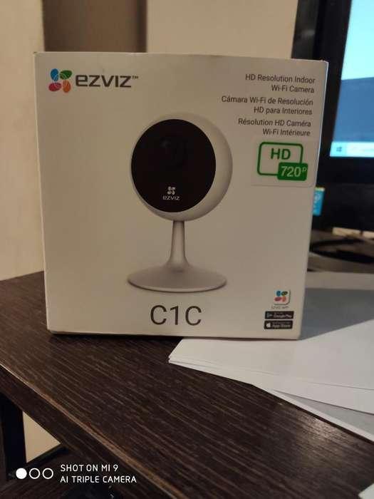 Camara Ezviz Ip Hd 720 Y 1080p