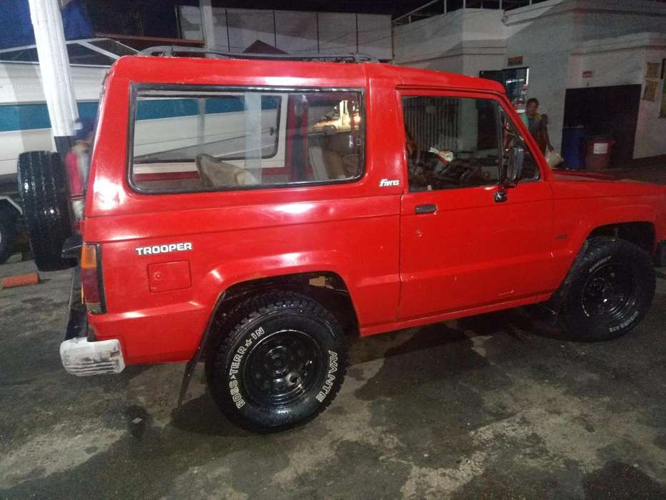 Chevrolet Trooper 1989 - 207000 km