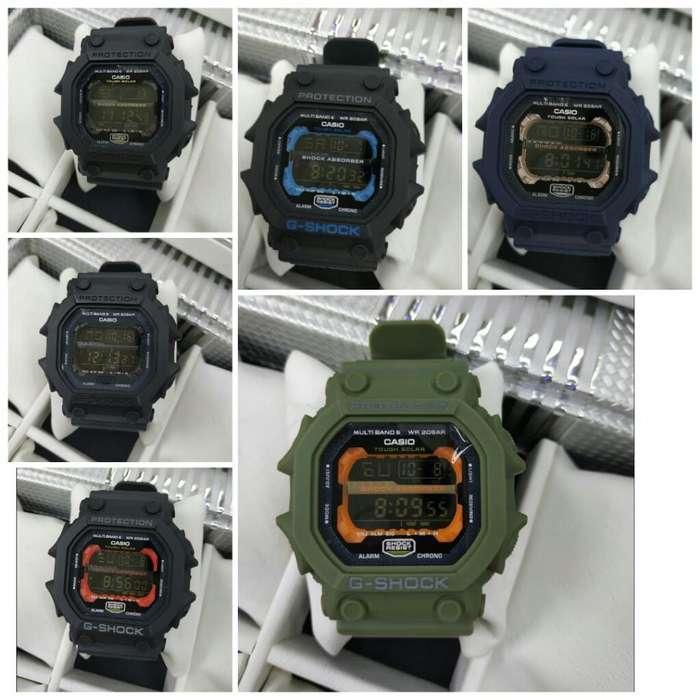 Relojes Casio G Shock Cuadrado