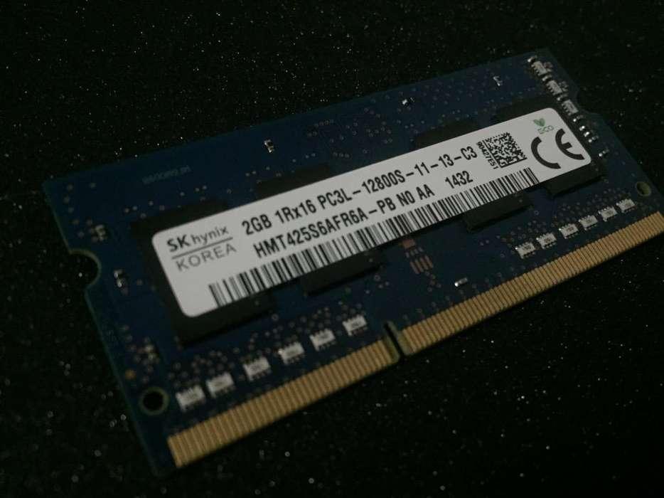 Memoria Ram Ddr3L de 2Gb