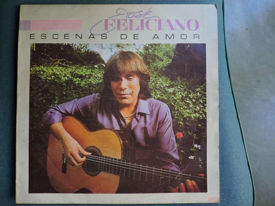 Lote 5 Discos Latino Melodico Romantico (Vinilo - LP - Long play)