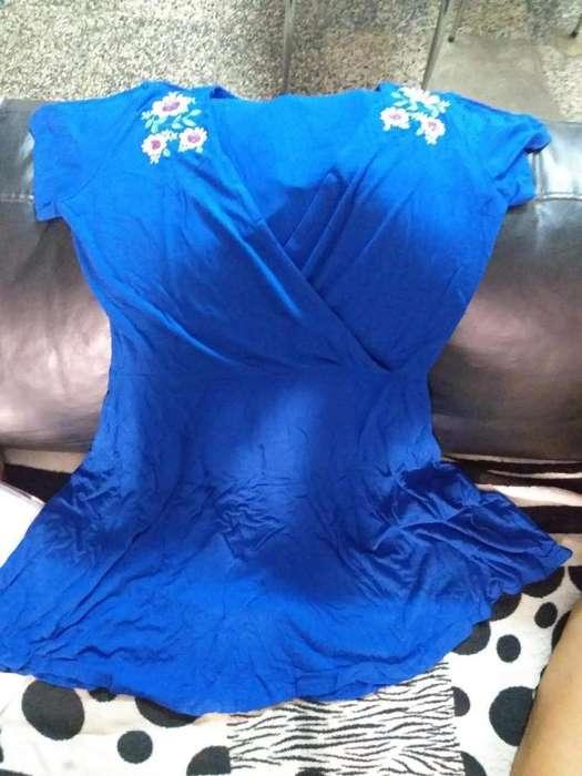 Vestido Y Blusa Zonia