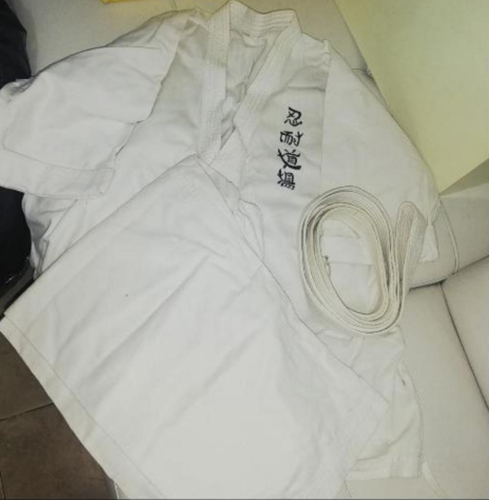 Vendo Kimono Talla 14