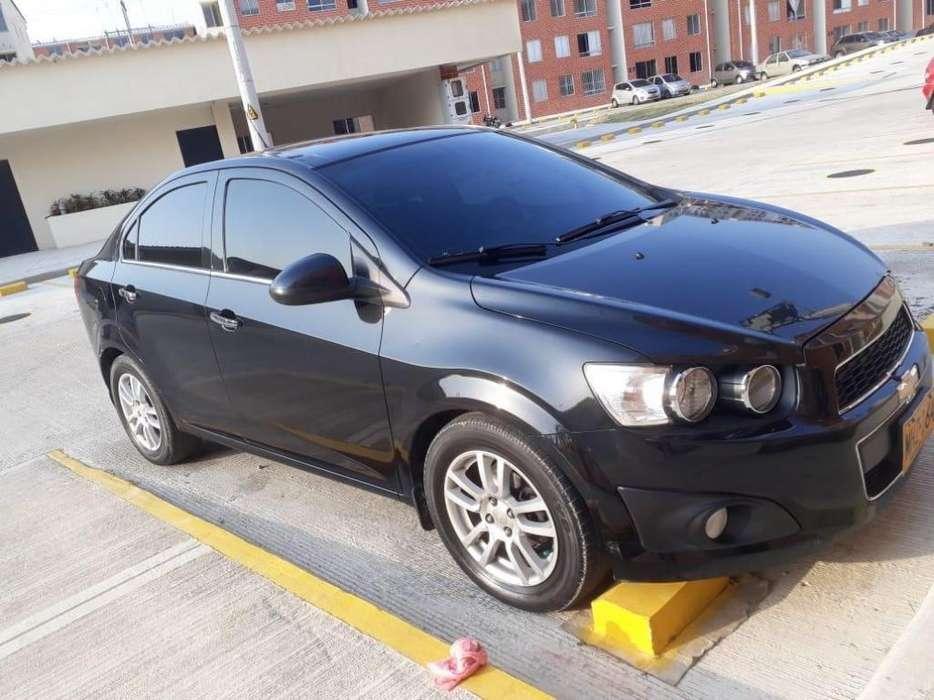 Chevrolet Sonic 2013 - 100000 km