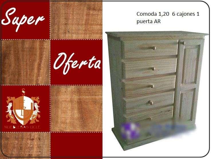 ed2c19d2 Comoda cajones puertas: Hogar - Muebles - Jardín en Argentina | OLX