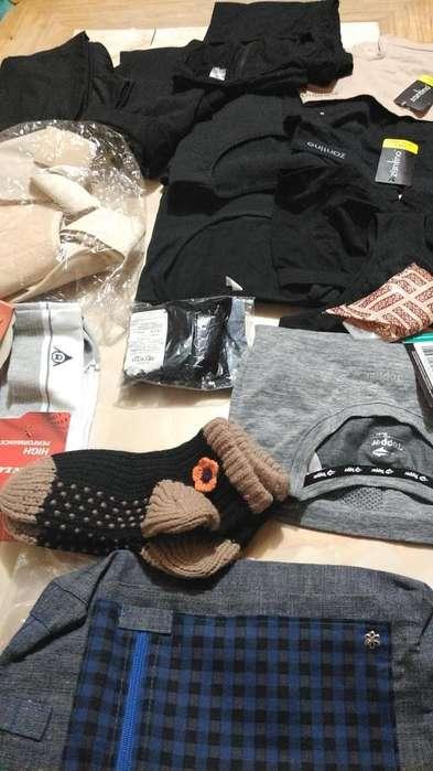 vendo lote de ropa interior de mujer y varios