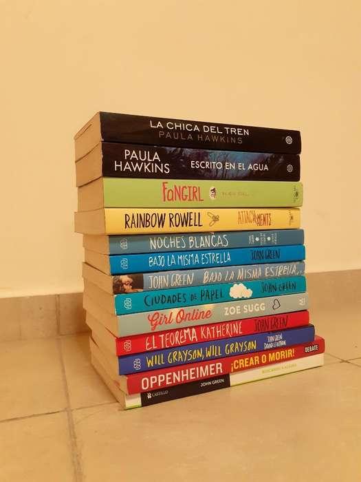 Libros Juveniles Varios