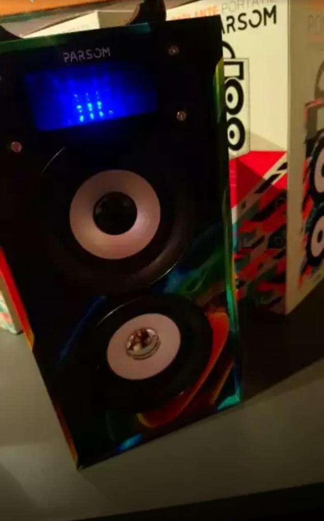 Parlante Bluetooth Torre