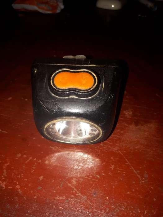 Linterna de Minero