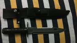 Cuchillo Balloneta Militar Supervivencia