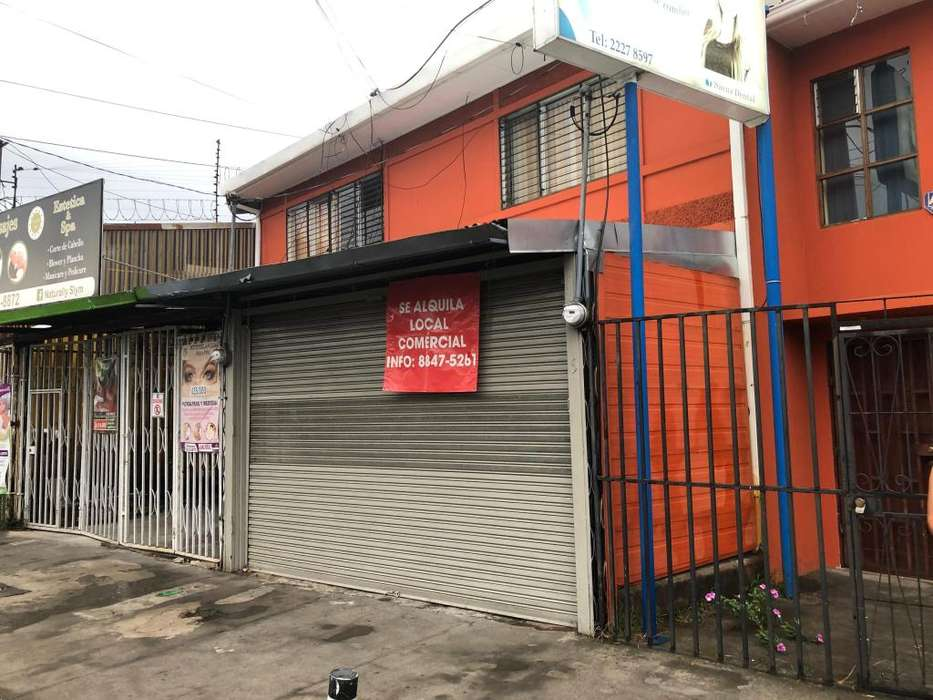 Alquiler local comercial San Fco 2 Rios - 300 mil/mensuales