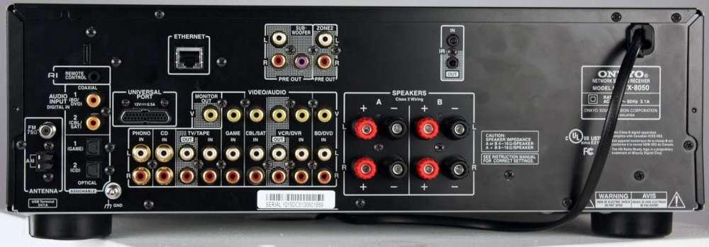 Amplificador Onkyo Tx8050