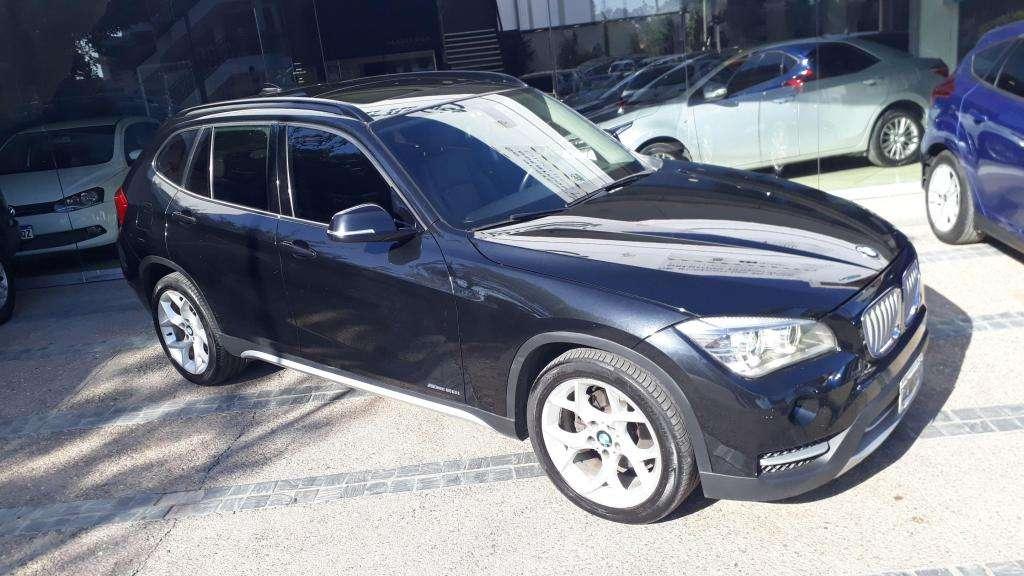 BMW X1 2.0i SDrive AT 4x2 2013 500.000 y cuotas