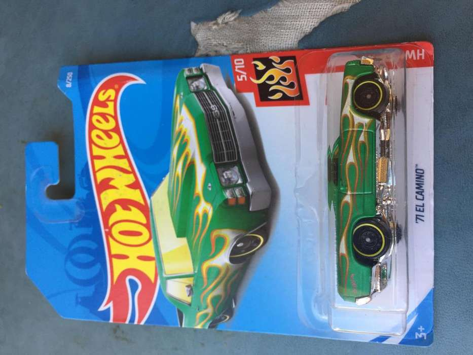 HOT WHEELS CAMIONETA EL CAMINO
