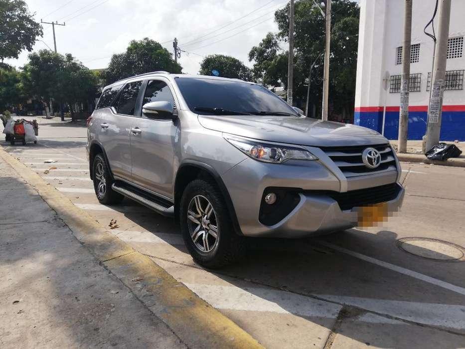 Toyota Fortuner 2017 - 38000 km