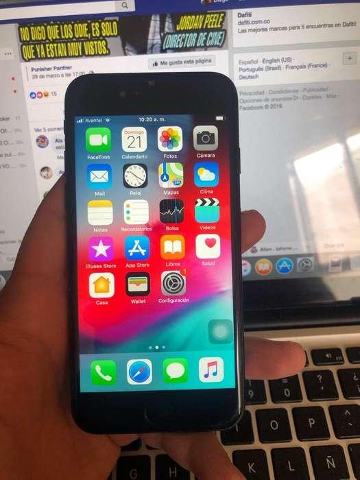 Ganga iPhone 7 32Gb Negro Libre Legal