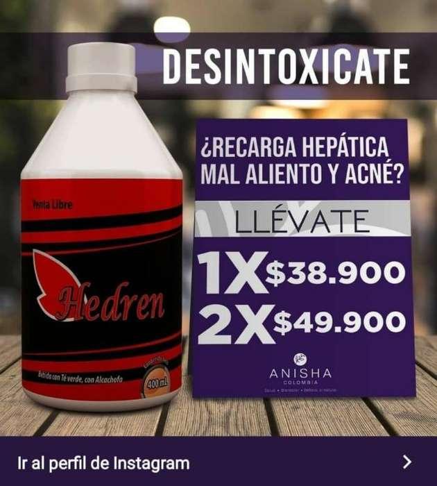 Desintoxicante Natural