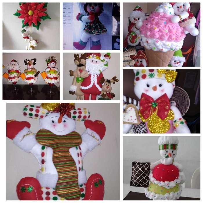 Muñecos de Navidad 3022798541