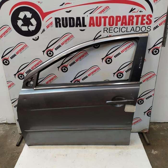 Puerta Delantera Izquierda Mitsubishi Lancer 6650 Oblea:02870265