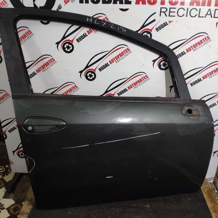 Puerta Delantera Derecha Fiat Punto 9500 Oblea:03296876