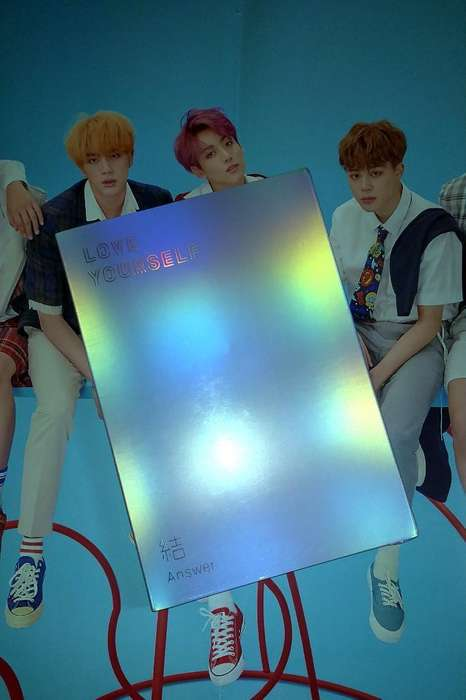 Love Yourself Answer - Album Bts