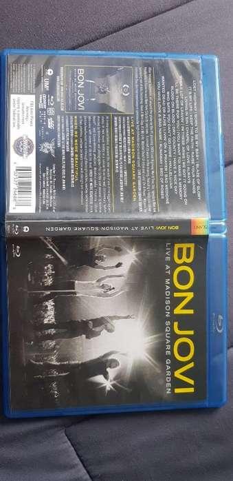 Bon Jovi Blu-ray