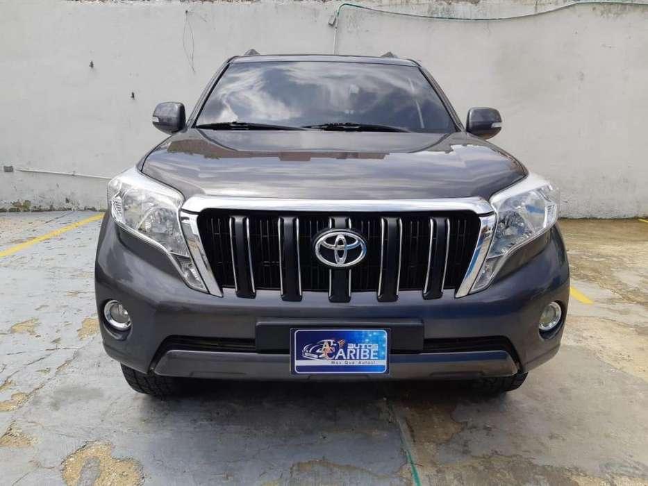 Toyota Prado 2012 - 160000 km