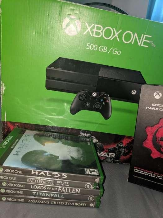 Gangazo Xbox One