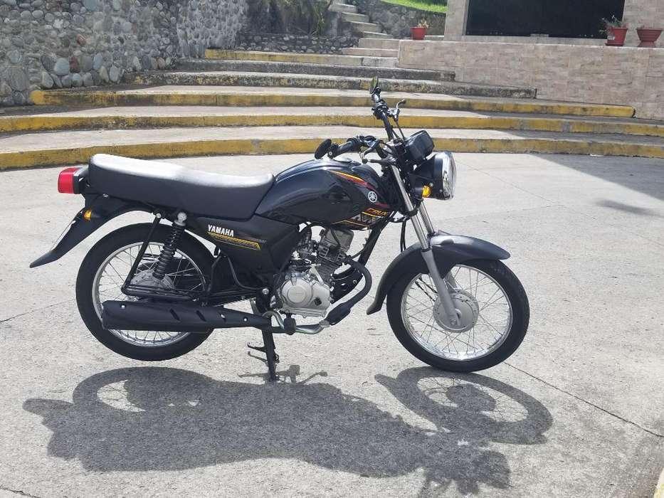 Yamaha 110 Crux