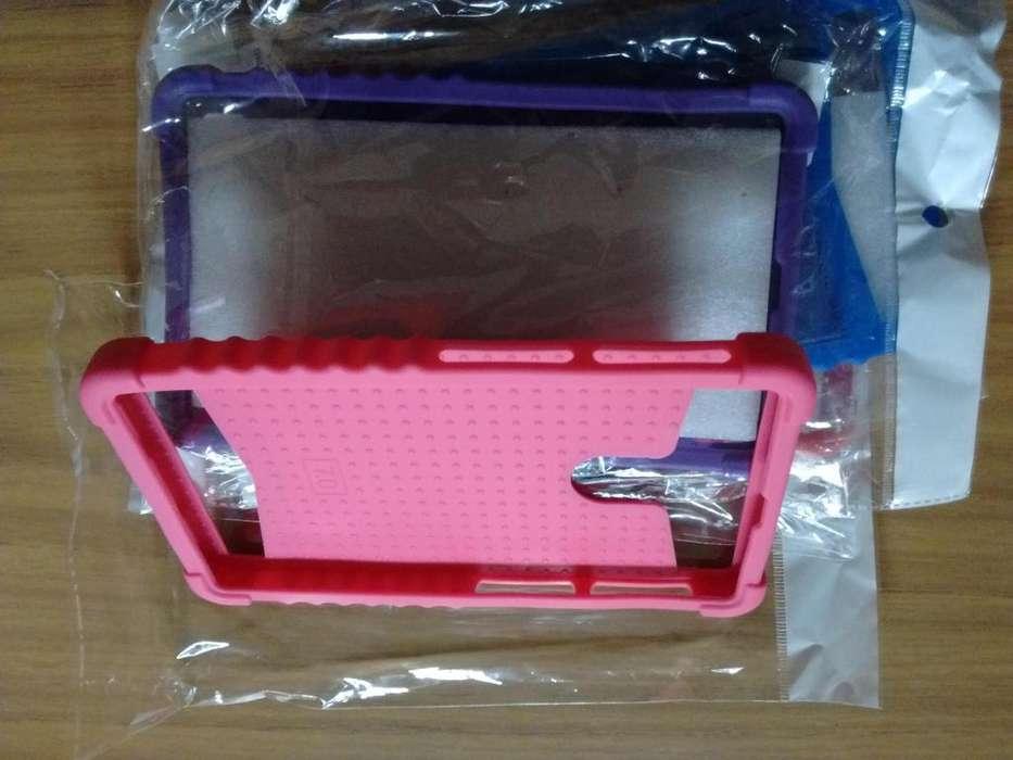 Funda Silicona Protector Tablet 7 Pulgadas Anti Golpes