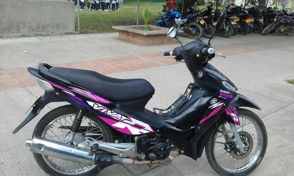 Vendo Moto Vivar 2013 3.000.000