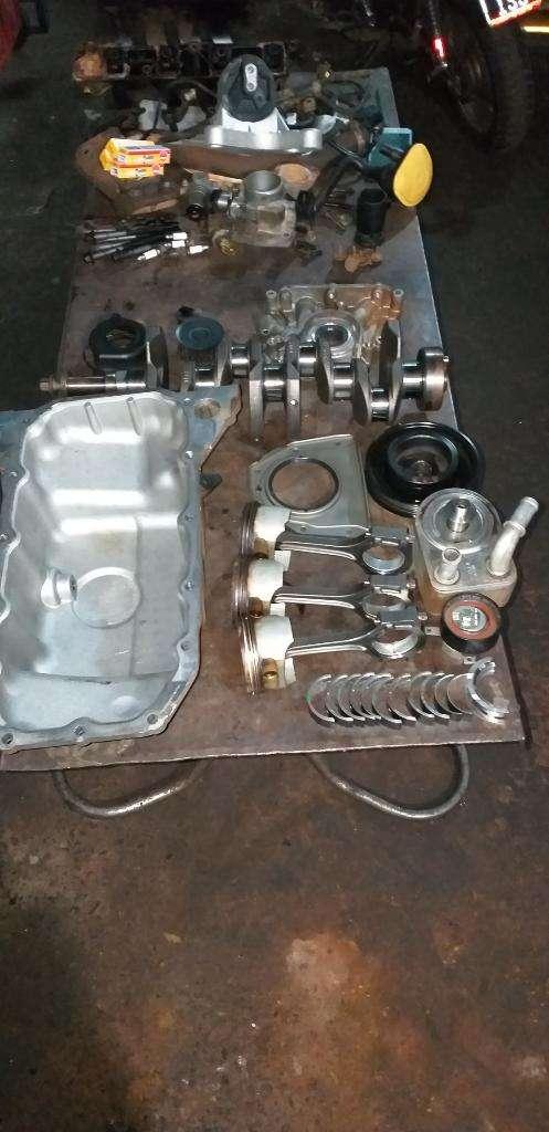 Vendo Partes de Motor Ford Fiesta Kineti