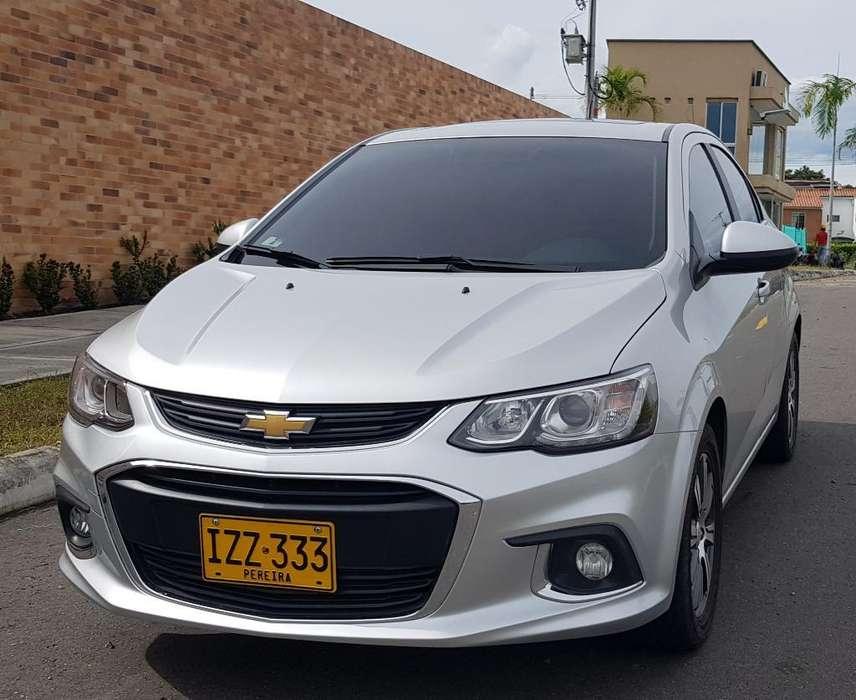 Chevrolet Sonic 2017 - 22621 km