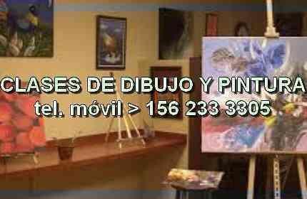 clases particulares de dibujo y pintura arte t/las edades bernal