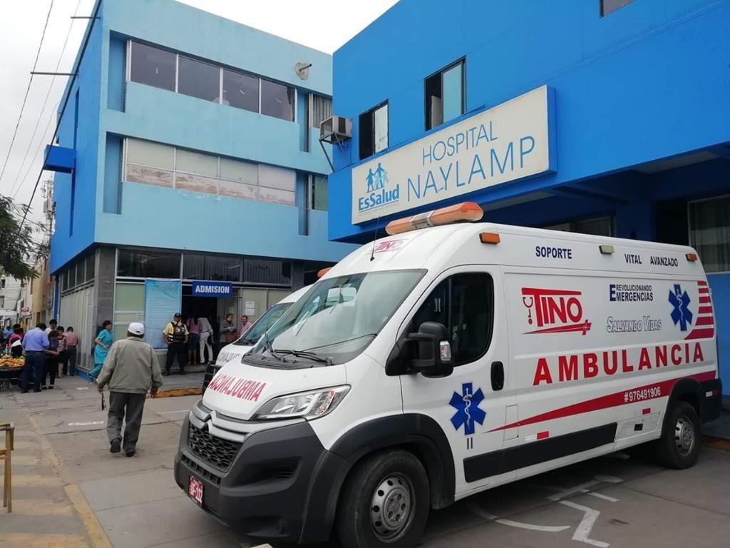 Ambulancias en Chiclayo
