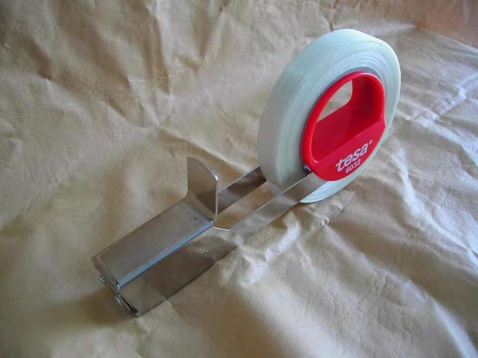 Racionador Tesa 6032 Cinta Filamentosa Strap-it