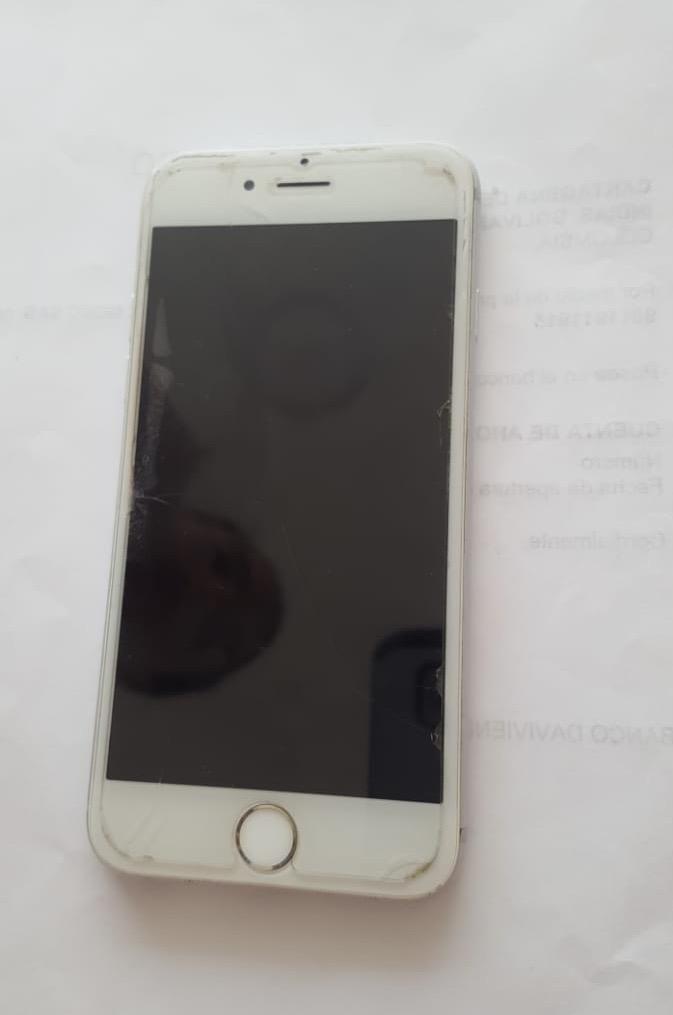 Vendo iPhone 6s 16g