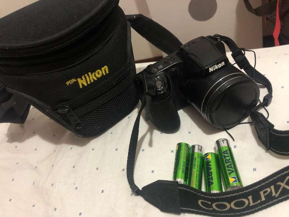 Camara Nikon Coolpix L330