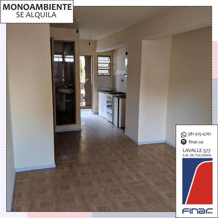 Monoambiente 24 M² (3 x 8 M)