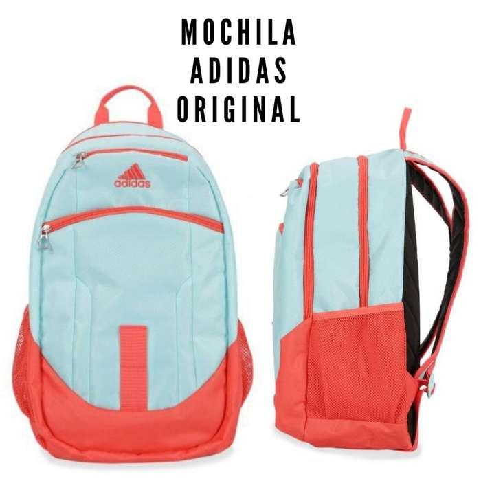 Mochila <strong>adidas</strong> Original Bolso Maleta Universitaria Laptop