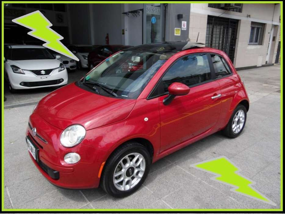 <strong>fiat</strong> 500 2012 - 44300 km