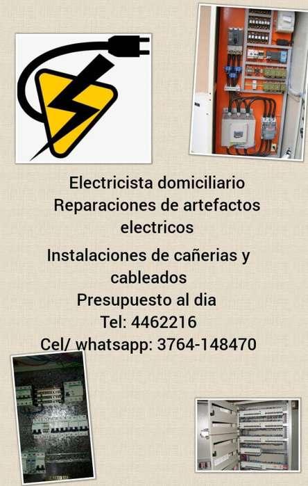 Mantenimiento Y Obras Electricas