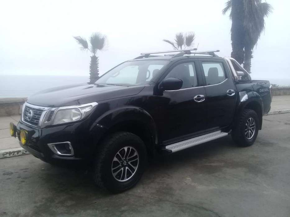 Nissan Frontier 2016 - 45000 km