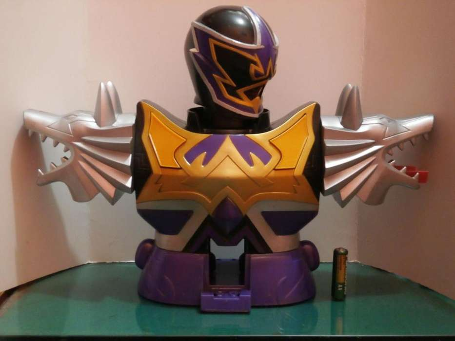 Power Rangers Mystic Force: Busto De Koragg