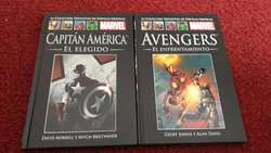 Lote Tomos Marvel